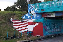 The Graffiti Bridge, Pensacola, United States