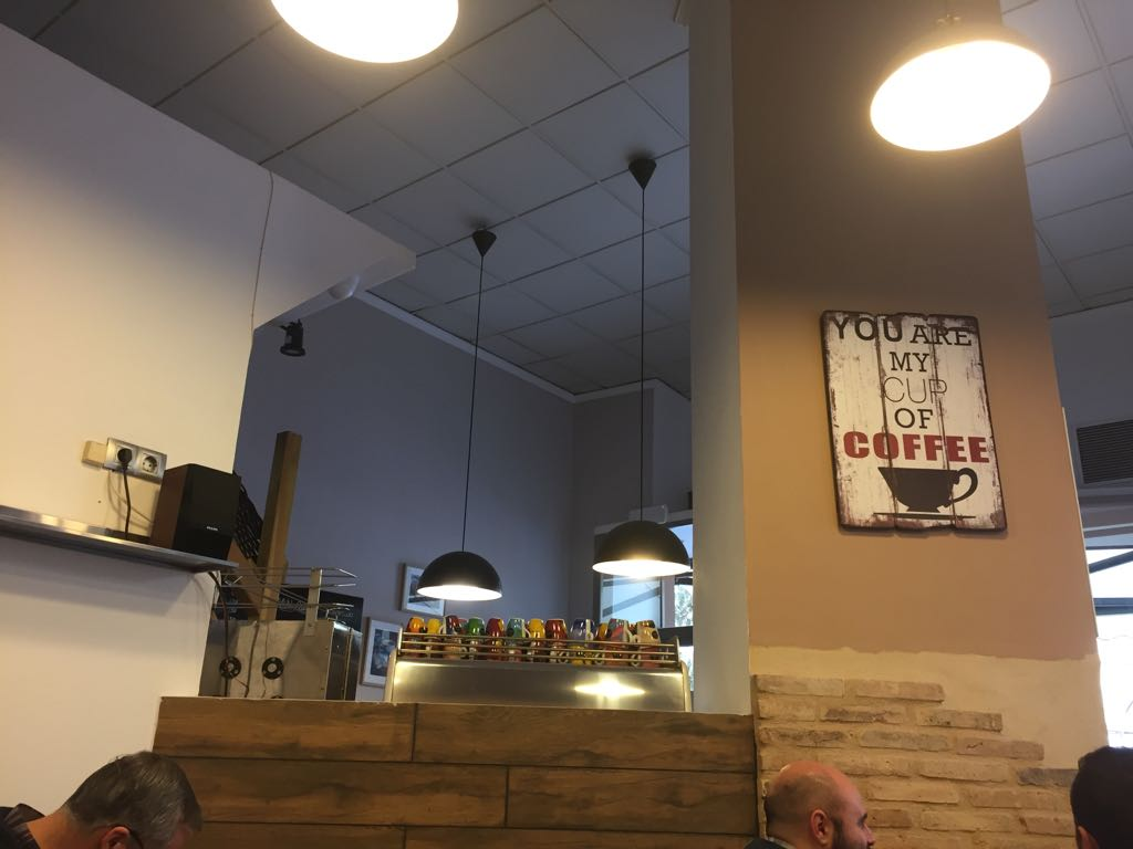 Nosolo Pan Y Cafe: A Work-Friendly Place in Valencia