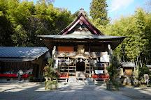 Kumohachimangu Shrine, Nakatsu, Japan