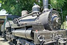Medford Railroad Park, Medford, United States