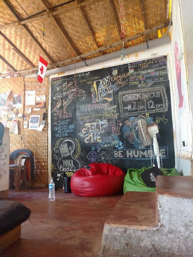 The Lazy Llama Hostel