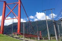 Presidente Ibanez Bridge, Puerto Aisen, Chile