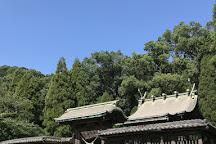 Tsurumine Shrine, Kagoshima, Japan