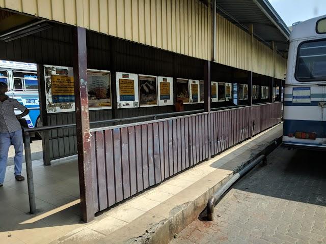 Pettah Bus Stop