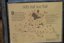 Hell's Half Acre Lava Field, Idaho Falls, United States