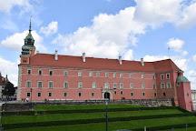 Zamek Krolewski w Warszawie - Muzeum, Warsaw, Poland