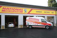 National Tyres and Autocare york