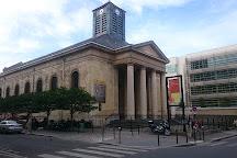 Eglise Saint-Pierre-du-Gros-Caillou, Paris, France