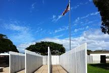 USS Oklahoma Memorial, Honolulu, United States