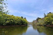 Kumoba Pond, Karuizawa-machi, Japan