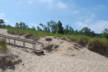 Oval Beach, Saugatuck, United States