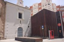 Centro de Visitantes Muralla de Santa Eulalia, Murcia, Spain