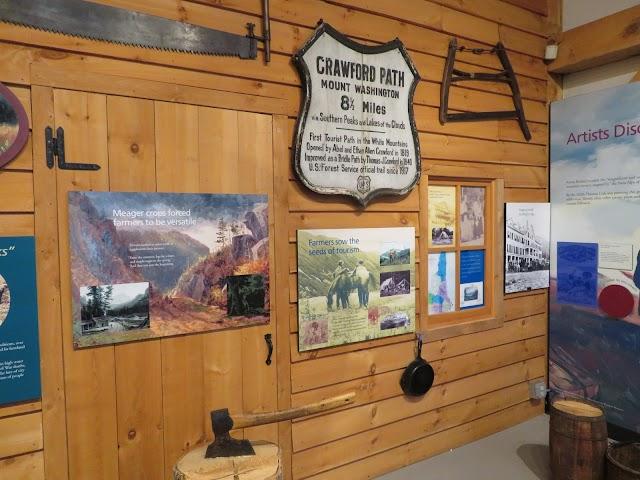 White Mountains Visitor Center