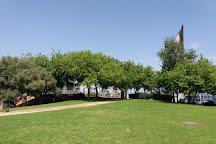Parque de la Nova Icaria, Barcelona, Spain