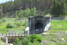 Moffat Tunnel West Portal, Winter Park, United States