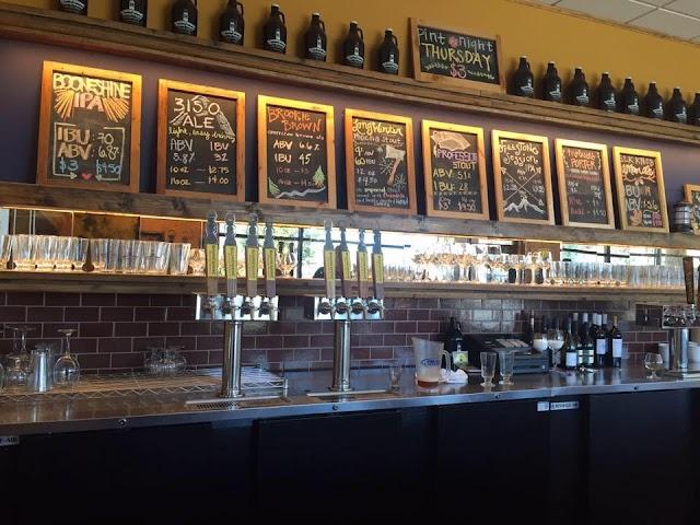Booneshine Brewing Company