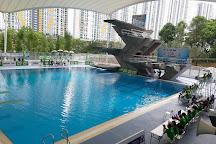 National Aquatic Centre, Kuala Lumpur, Malaysia