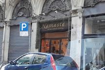 Namaste te cioccolato caffe, Turin, Italy