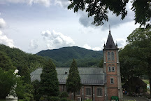 Cheonjugyo Pungsuwon Catholic Church, Hoengseong-gun, South Korea