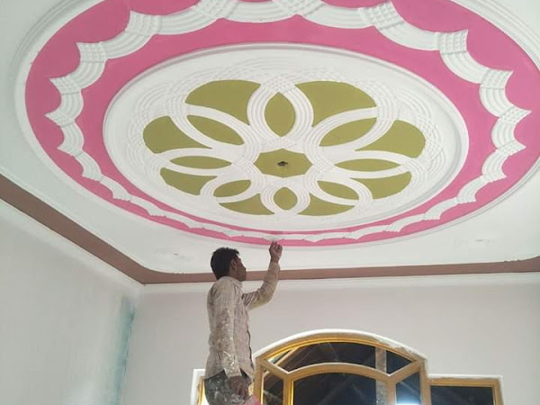 Ansari Paint Home Painting Service Wall Putty House Painter Whitewash Pop Work Polish Work In Gurgaon