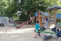 Monbijou Park, Berlin, Germany
