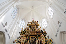 St. Petri (St. Peter's Church), Malmo, Sweden