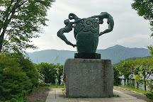 Lake Kawaguchi, Fujikawaguchiko-machi, Japan