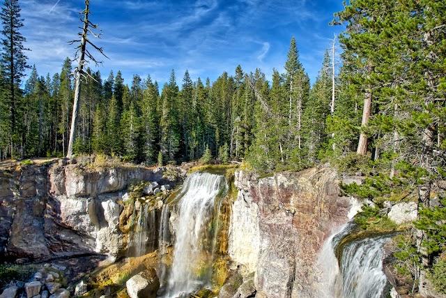 Paulina Falls Day Use Area