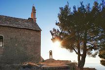 The Church of St. Stephen, Brela, Croatia