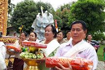 Vat that Khao, Vientiane, Laos