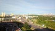 Парк Кашкадан, улица Маршала Жукова на фото Уфы
