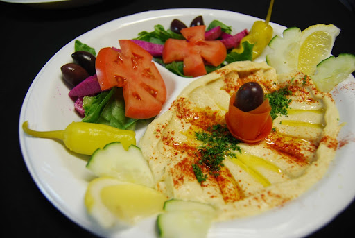 Mazzah Mediterranean Grill