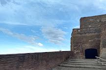 Castillo de Monzon, Monzon, Spain