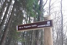 Raganu katls, Sigulda, Latvia