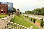 "Чугунный ""Плиевский"" мост на фото Владикавказа"