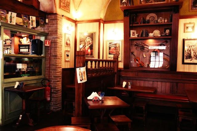 The British Pub