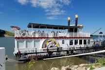 Lewis and Clark Riverboat, Bismarck, United States