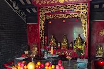 Sam Seng Kung Temple, Macau, China