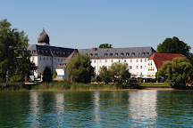 Kloster Frauenchiemsee, Fraueninsel im Chiemsee, Germany