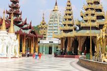 Shwedagon Pagoda, Yangon (Rangoon), Myanmar