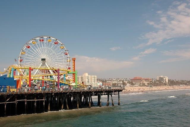 Santa Monica cal