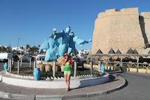 Medina of Hammamet, Hammamet, Tunisia