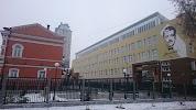 Гимназия № 11 им. С.П. Дягилева, Сибирская улица на фото Перми