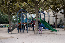 Square Suzanne-Buisson, Paris, France