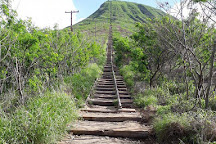 Koko Crater Railway Trail, Honolulu, United States