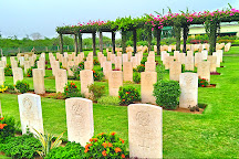 Madras War Cemetery, Chennai (Madras), India