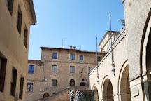 Girolamo Gozi Monument, City of San Marino, San Marino