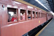 Railway Museum, Sao Joao del Rei, Brazil