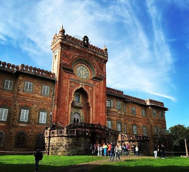 Parco del Castello di Sammezzano