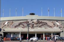 Estadio Olimpico Universitario, Mexico City, Mexico